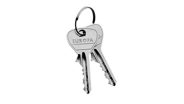 5 Pin Key