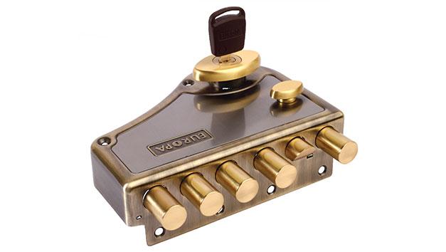 Hexabolt Lock